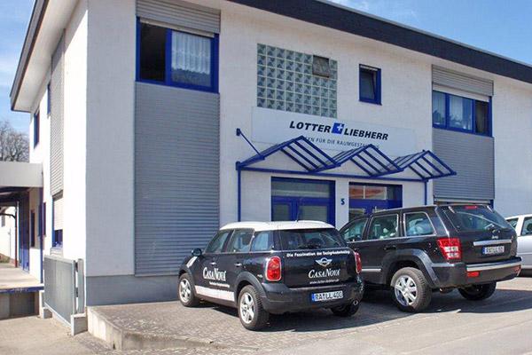 Lotter+Liebherr in Mainz